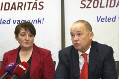 Huszti Andrea,  Szanyi Tibor