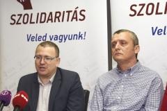 Székely Sándor, Kalmár Szilárd,